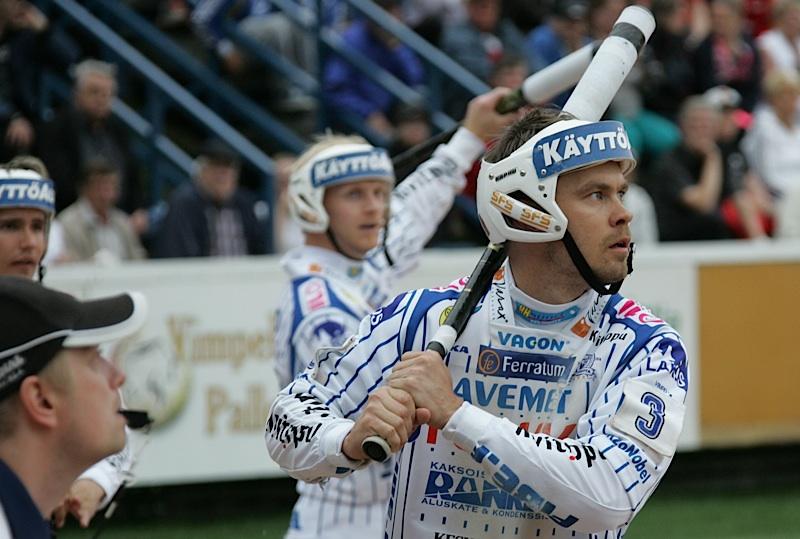 Sami Haapakoski Vimpelin Veto
